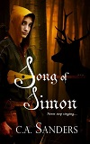 Song of Simon, by C.A. Sanders cover image